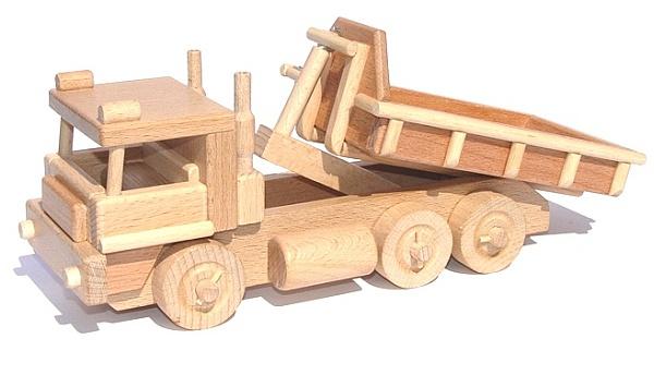 holzspielzeug lkw und fahrzeuge - holzspielzeug für kinder|lkw ... - Holzspielzeug Fur Kinder