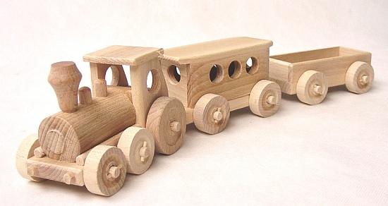 holzspielzeug z ge und lokomotiven holzspielzeug f r kinder lkw flugzeuge stra enbahn bus. Black Bedroom Furniture Sets. Home Design Ideas