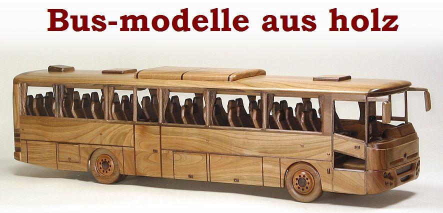 top bus modelle holzspielzeug f r kinder lkw flugzeuge stra enbahn bus. Black Bedroom Furniture Sets. Home Design Ideas