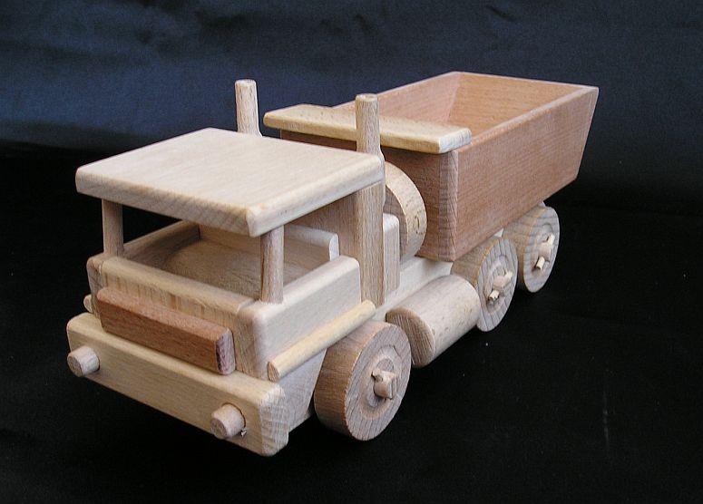 Spielzeug aus holz natürlichen autos und