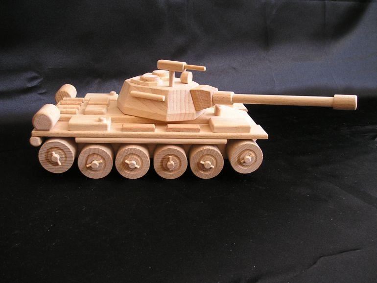 Rusischer Panzer Spielzeug