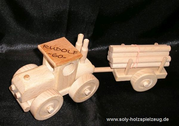 Spielzeug aus holz holzspielzeug für kinder lkw