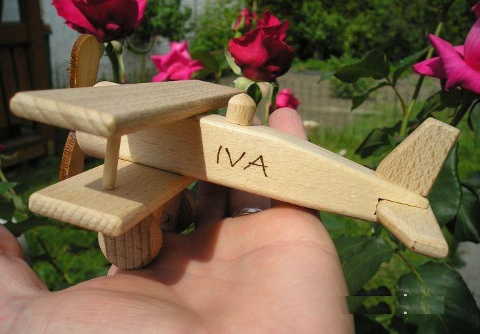 Holzspielzeug für kinder lkw flugzeuge