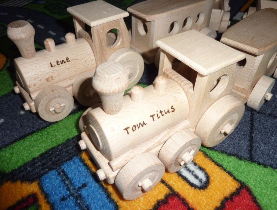 1 - 20 Buchstaben. Personalisierte Geschenke - Holzspielzeug ...