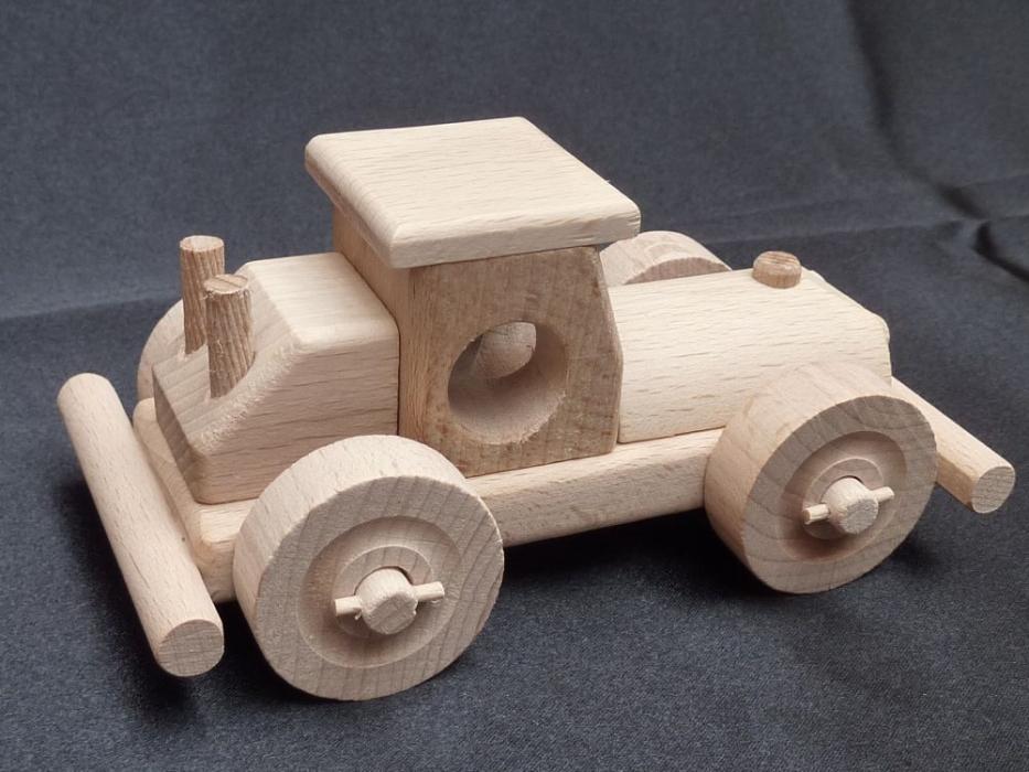 rennwagen bugatti spielzeug aus holz holzspielzeug f r. Black Bedroom Furniture Sets. Home Design Ideas