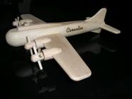 Die Boeing Holzflugzeug, Flugzeuge fur Kinder
