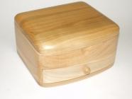 Schmuckschatulle aus Holz mit Schublade - Londonn