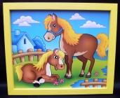 Bilder für's Kinderzimmer - Pferd