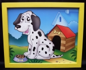 Bilder für's Kinderzimmer - Hunde