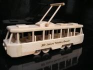 Moderne Straßenbahn, Kindertram Spielzeug