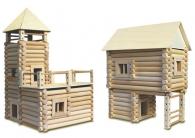 Baukästen für 17 Arten von Gebäuden