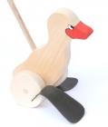 Ente Spielzeug für Kinder zum Reiten