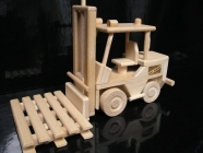 Gabelstapler Spielzeug