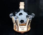 Geschenke für Fußballspieler | Geburtstag Flasche