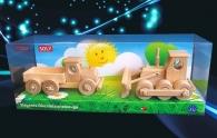 Bulldozer mit kleine LKW Geschenke Spielzeug