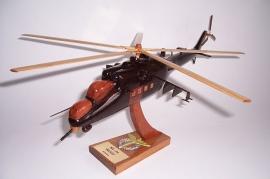 Modelle-der-russischen-Hubschrauber-MI-24-HIND