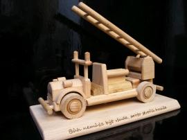 Geschenk für Feuerwehrmann | Feuerwehrauto | Feuerspritze