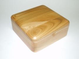 Schmuckschatulle aus Holz