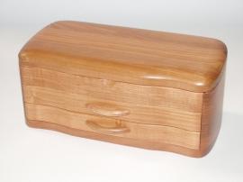 Schmuckkoffer aus Holz
