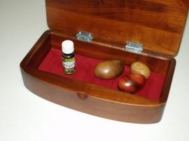 Schmuckbox aus Holz
