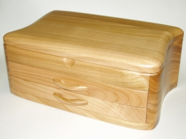 Schmuckkästchen aus Holz