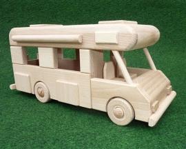 Wohnwagen Spielzeug für Kinder aus Holz