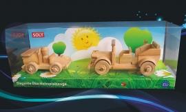 Holzspielzeug autos