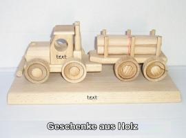 LKW Holzspielzeug Truck