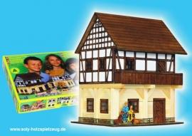 Fachwerk Speicher historische Hause