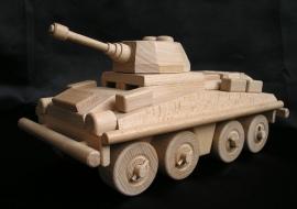 Spielzeug militärische Tank,