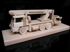 Hebebühne Spielzeug Holz Geschenke