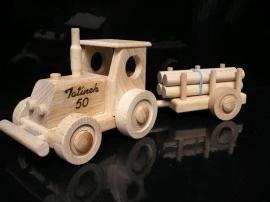 Spielzeug Traktor