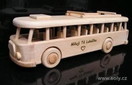 Spielzeug Bus