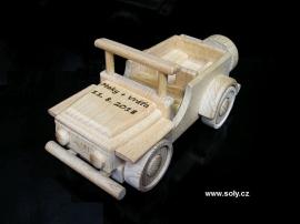 Military Auto Geschenk