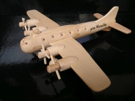 Spielzeug Flugzeug Boeing
