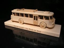 Ruhestandsgeschenk Bus