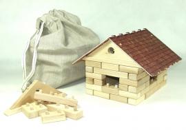 Holz Natur-Bausteine