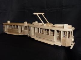 Elektrische-Straßenbahn-modellen-aus-holz