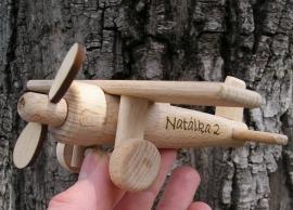 Kleine Holzflugzeuge