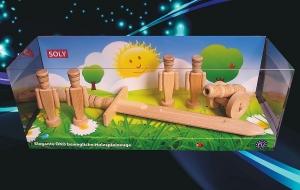 Kinder historische Set - Holzspielzeug