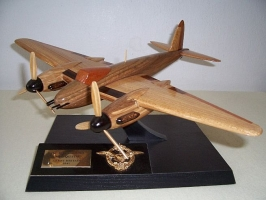 DeHAVILLAND MOSQUITO HAWKER HURRICANE MK II C Flugzeug Geschenke