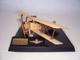 NIEUPORT B. N1 Flugzeug