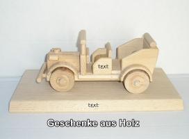 Veteran Auto Holz Geschenke