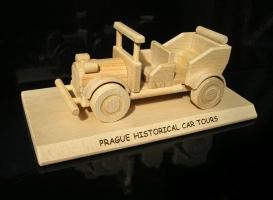 Geschenk Oldtimer Auto