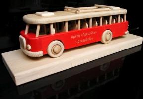 Root Bus Geschenk für Bus und Trainerfahrer