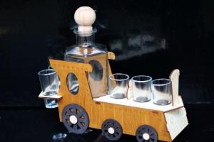 Geschenke für Eisenbahner, Lokführer, Lokomotiven, Zugversender