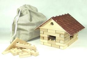 Holzhaus Baukasten