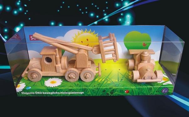 Platform + kleine Auto-Spielzeug Geschenke
