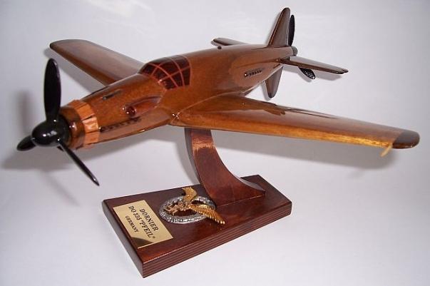 DORNIER Do 335 PFEIL Flugzeug Geschenke