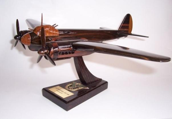 Junkers JU 88 Holz-Modelle Flugzeug Geschenke
